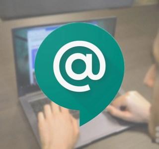 Hangouts Chat disparaît et laisse à nouveau sa place à Google Chat