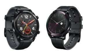 Huawei Watch GT : les modèles Classic et Elegant avec plus de 50 % de remise