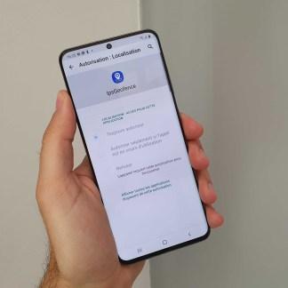 IPSGeofence : ce que l'on sait sur l'application imposée par Samsung et qui inquiète des utilisateurs