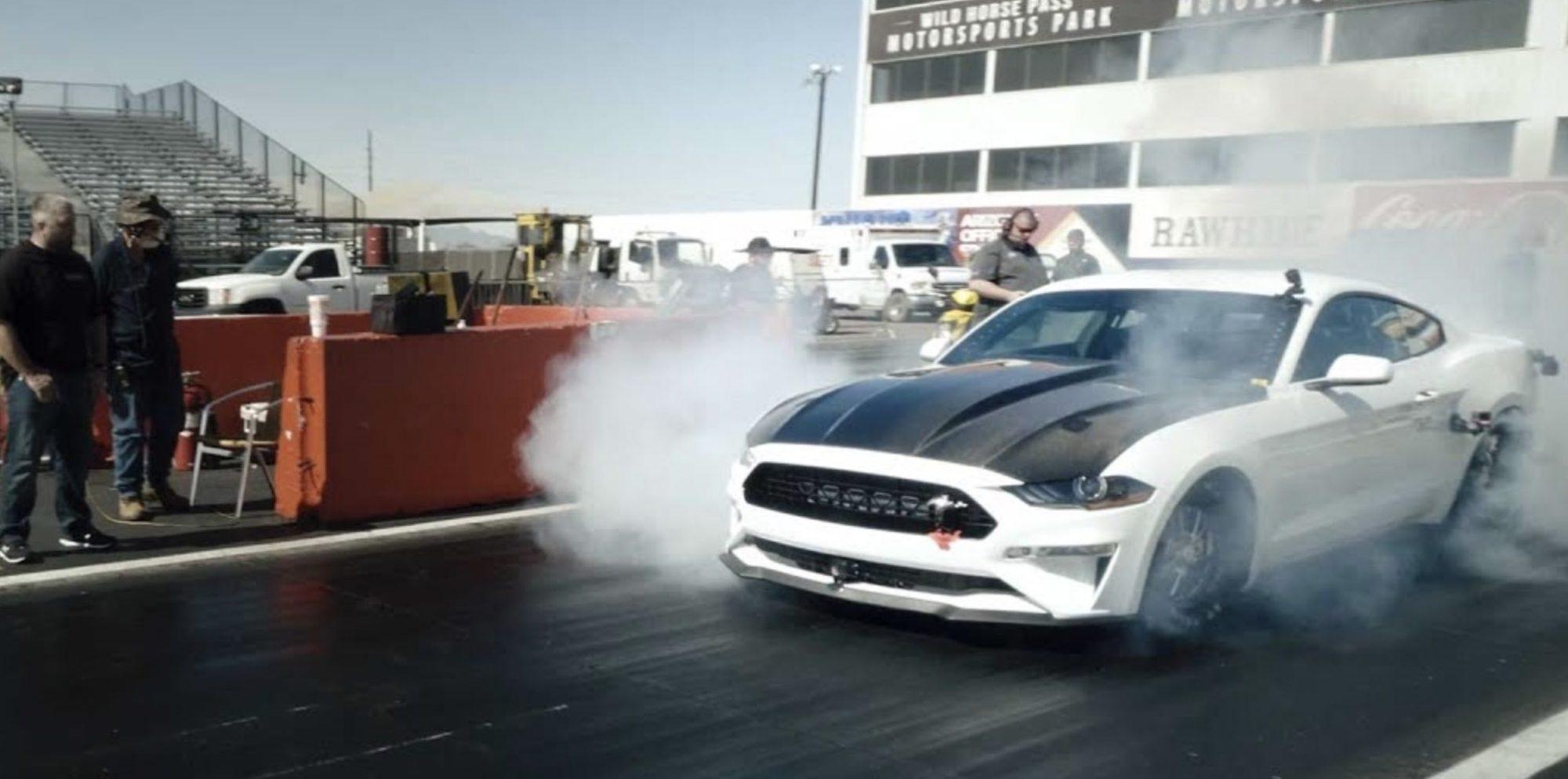 Cobra Jet 1400 : la nouvelle Ford Mustang électrique déploiera 1400 chevaux