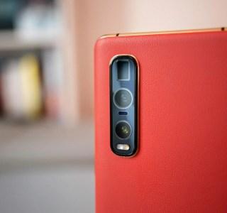 Oppo concocte un vrai zoom optique avec focale variable pour ses smartphones