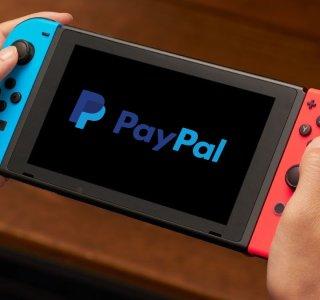 Nintendo Switch : attention, votre compte PayPal est peut-être en danger