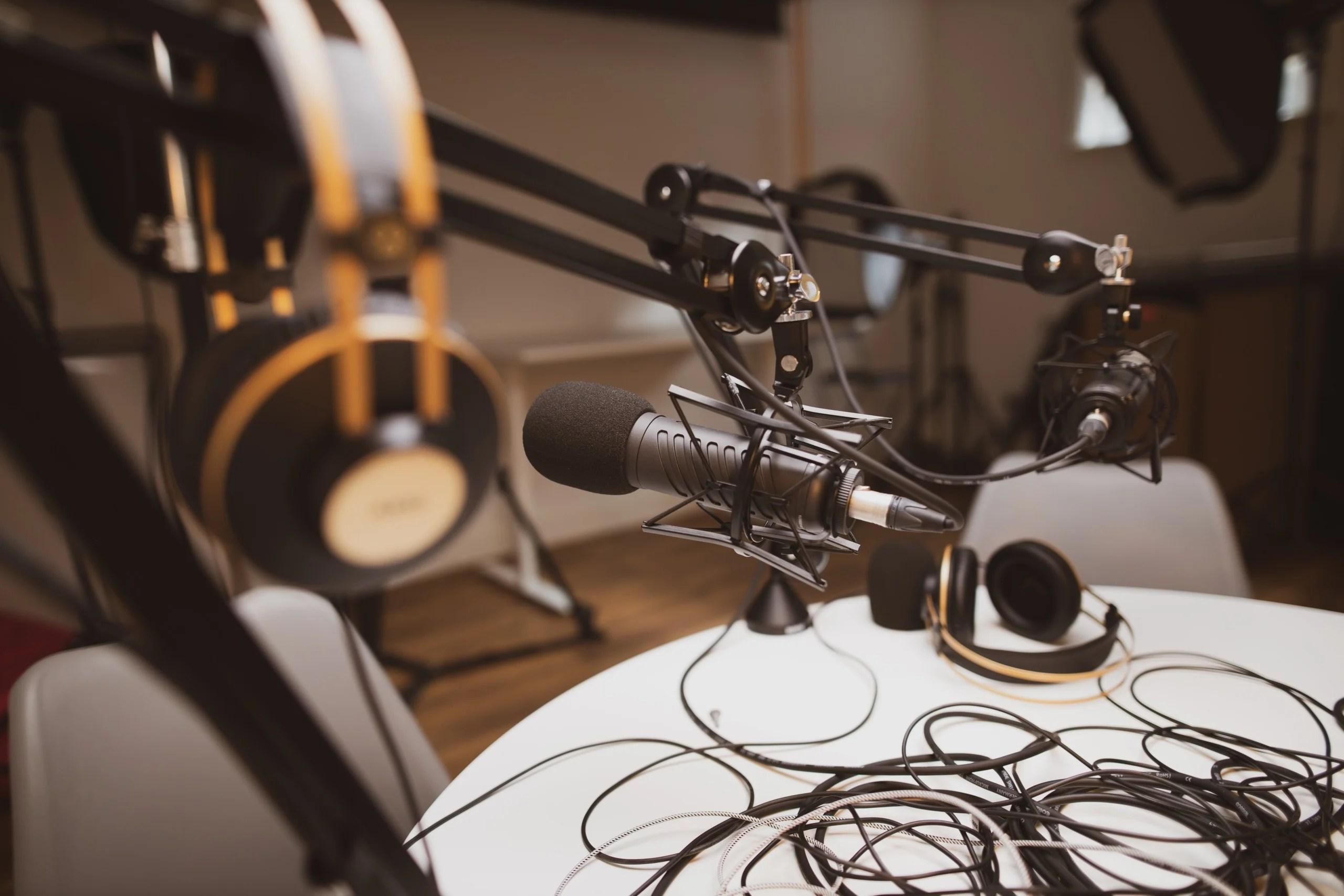 Micro, casque, logiciel… tout ce qu'il faut pour lancer son podcast