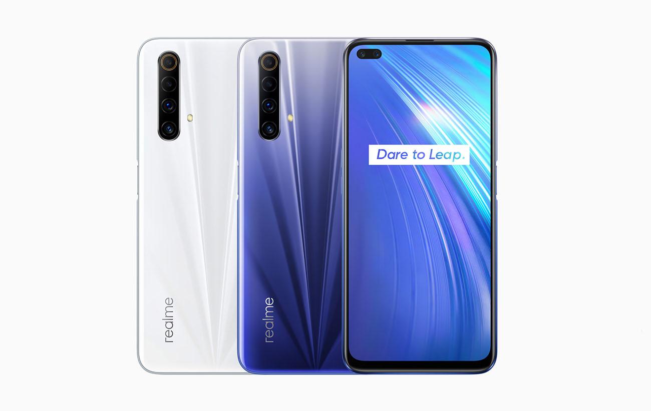 Realme X50m: un smartphone 5G avec écran 120 Hz… à moins de 300 euros