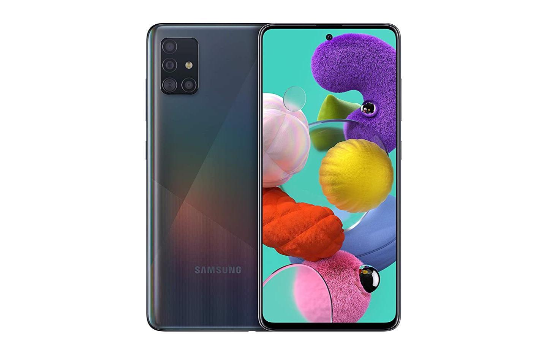 Samsung Galaxy A51 : plus de 100 € de réduction pour ce smartphone milieu de gamme