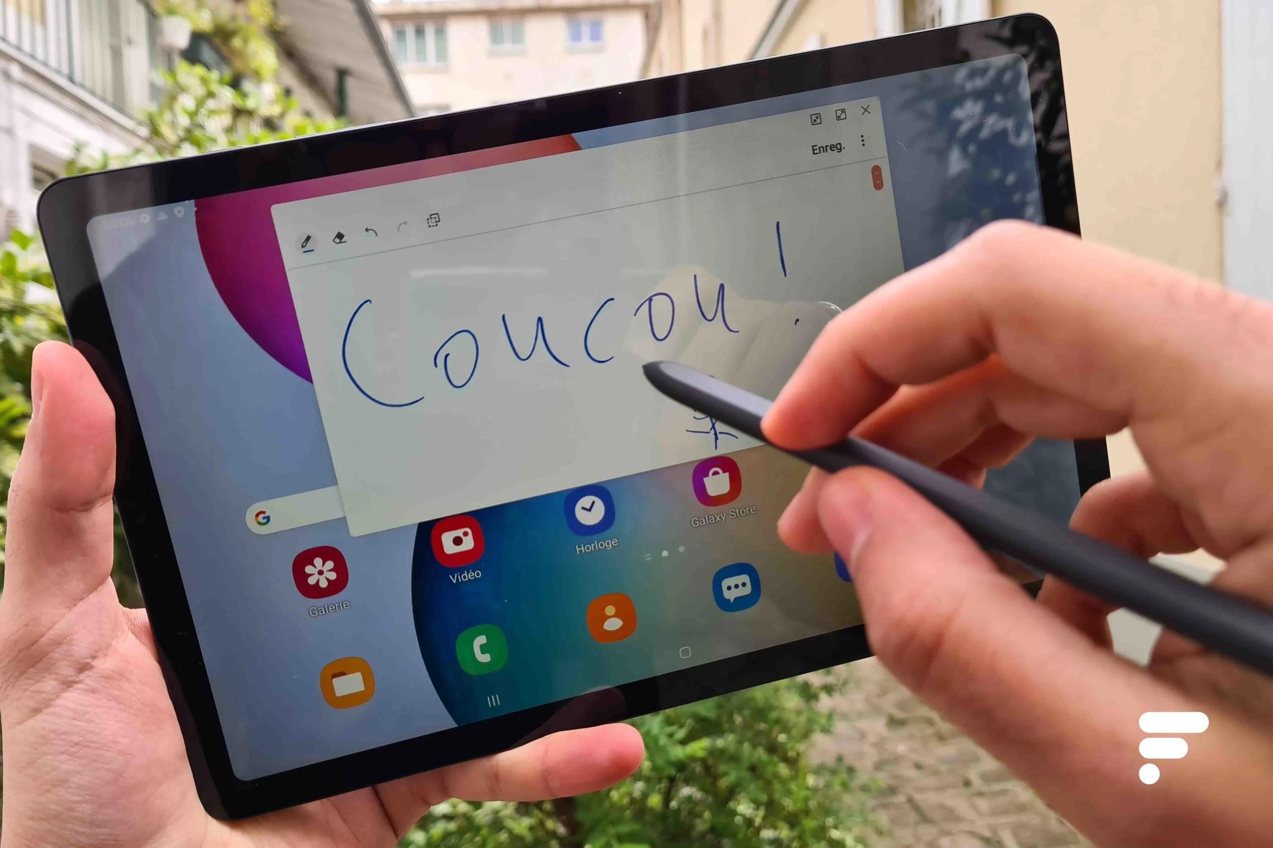 Prise en main de la Samsung Galaxy Tab S6 Lite: un compromis qui vaut le coup?