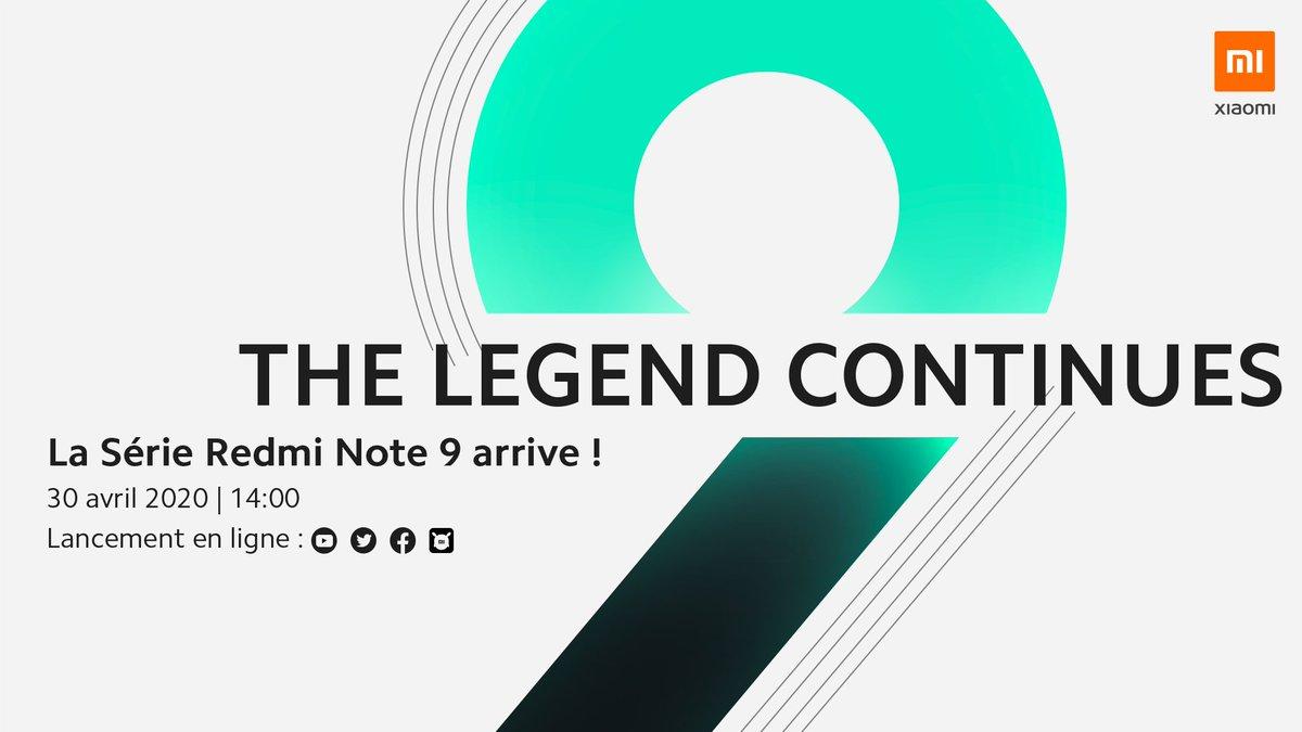 Redmi Note 9 : Xiaomi France promet d'étoffer davantage sa gamme