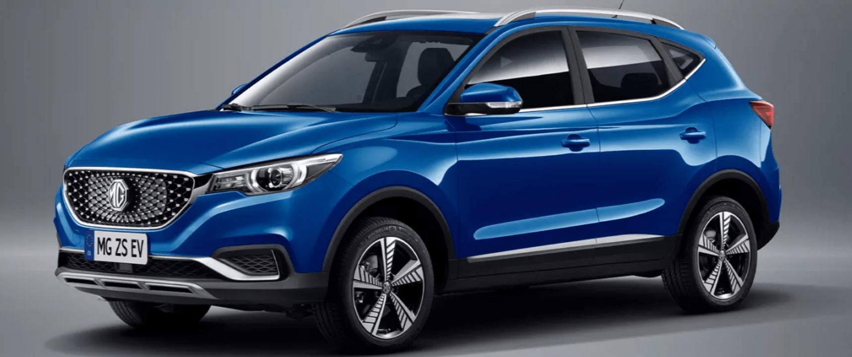 MG Motor veut reconquérir le cœur des Français avec un SUV électrique familial et urbain