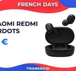 Les écouteurs sans-fil Redmi AirDots ne valent qu'une bouchée de pain