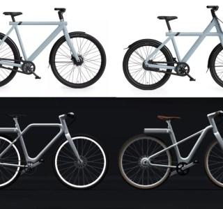 Angell Bike vs Vanmoof S3 / X3: le duel des vélos électriques connectés