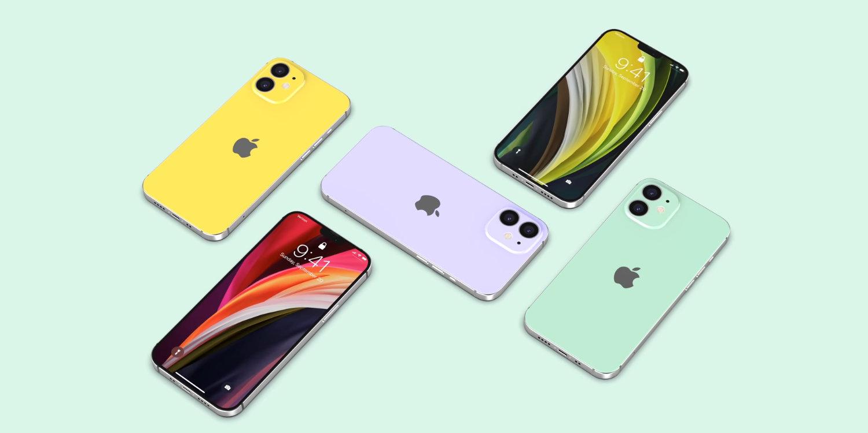 Le plus petit des quatre iPhone 12 vous intéresse le plus