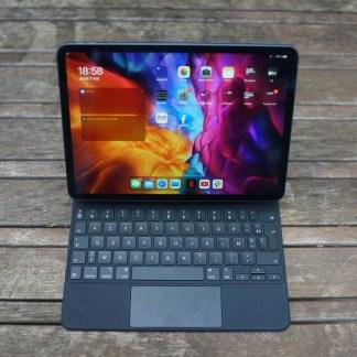 Test du Magic Keyboard de l'iPad Pro : génial mais loin d'être parfait