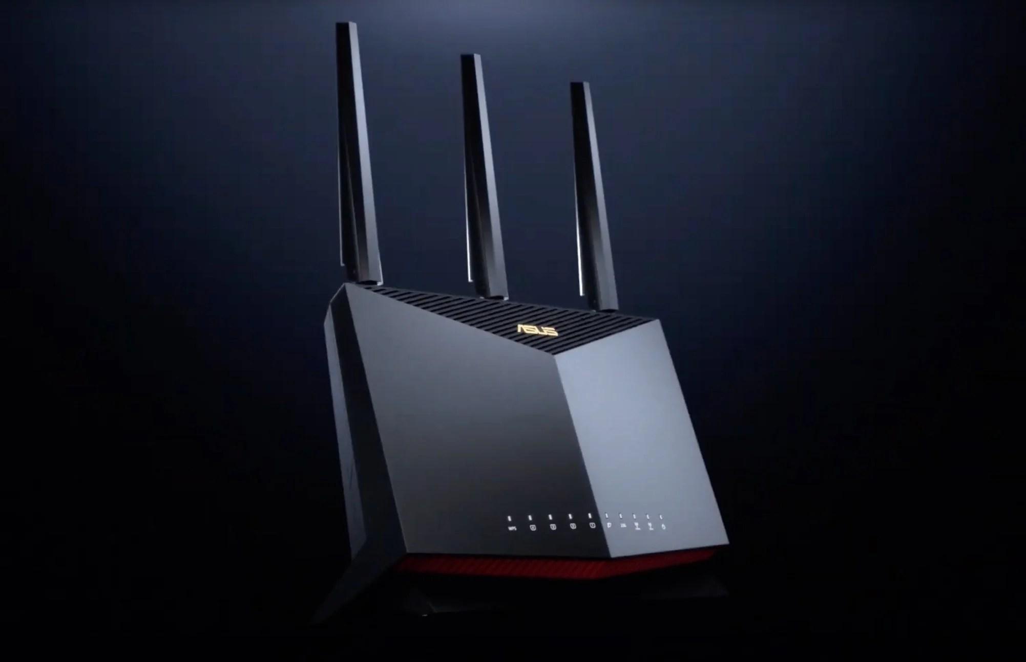 L'Asus RT-AX86U devient le premier routeur Wi-Fi 6 certifié GeForce Now