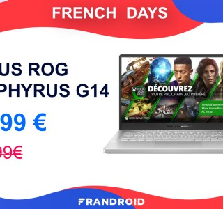 600 euros de remise sur l'un des meilleurs PC Portable Gamer (ROG Zephyrus G14)