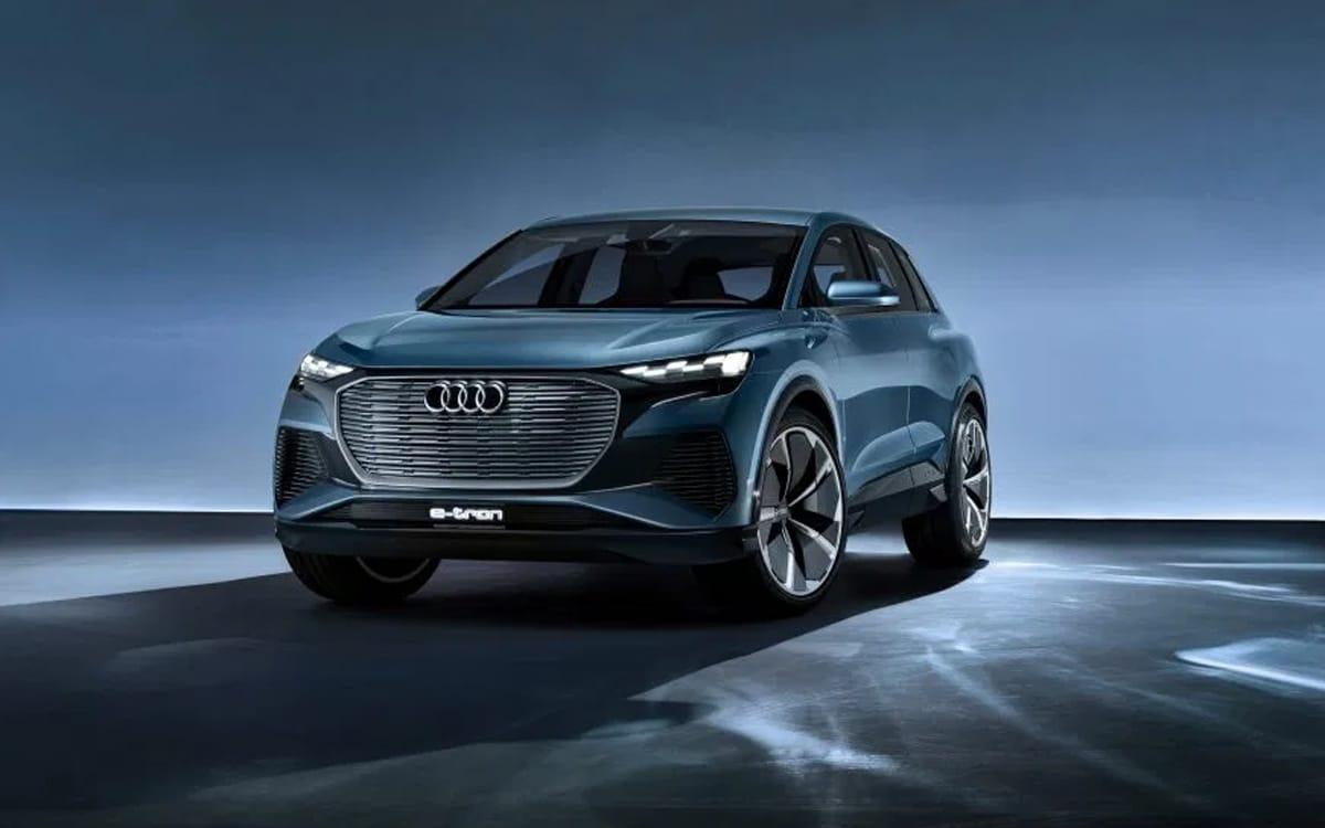 Guerre des prix: l'Audi Q4 e-tron coûterait bien moins cher que le Tesla Model Y