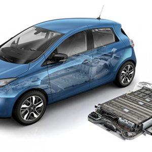 Comment fonctionnent les batteries des voitures électriques ?