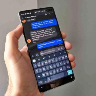 Chiffrement et messages favoris : Google Messages fait le plein de nouveautés