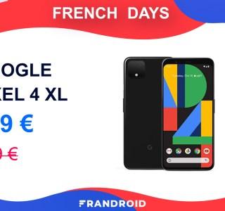 Pixel 4 et 4 XL : économisez 300 € sur les flagships de Google lors des French Days