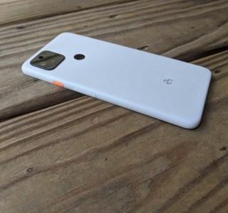 Google Pixel 4a XL : aperçu d'un smartphone que vous n'aurez sans doute jamais