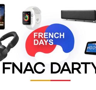 Fnac et Darty : voici le TOP des meilleures offres French Days du jour