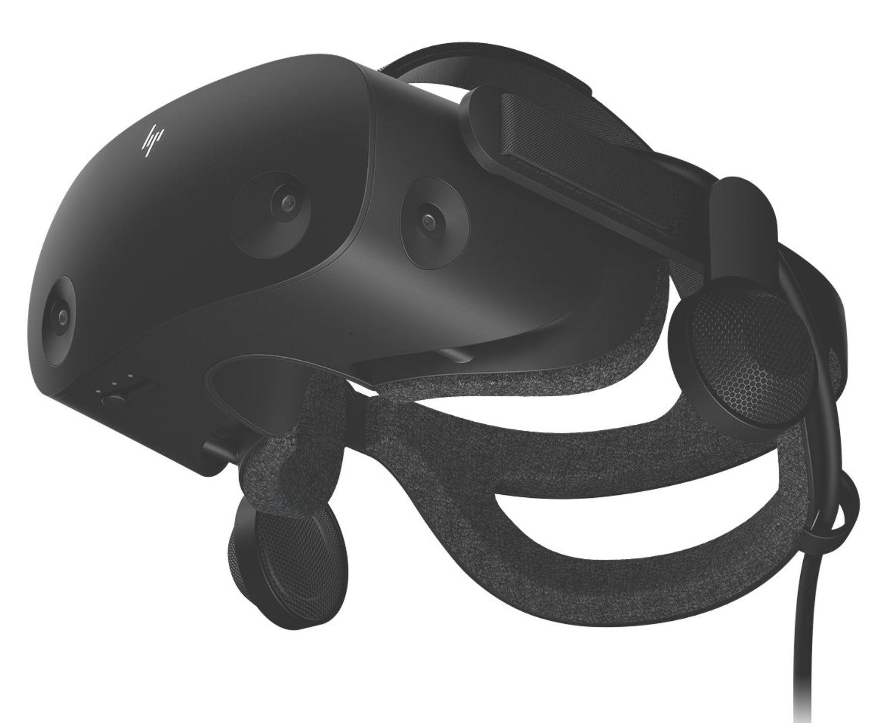 Conçu par HP, Microsoft et Valve, ce casque de réalité mixte s'annonce prometteur
