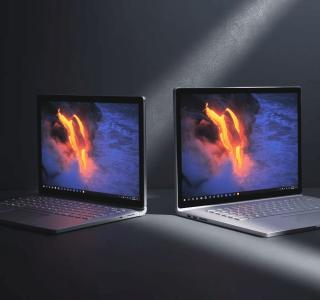 Microsoft dévoile le Surface Book 3 : de l'Intel Core 10e gen, de la Quadro RTX et jusqu'à 17,5 heures d'autonomie