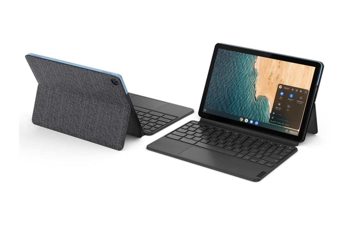 Lenovo IdeaPad Duet Chromebook : les tablettes « Google » tentent un come-back sous Chrome OS