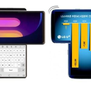 LG travaillerait sur un smartphone à double écran… pivotant