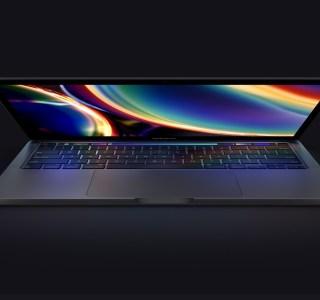 Apple met à jour son MacBook Pro 13 pouces : Intel Core 10e gén. et enfin le nouveau clavier