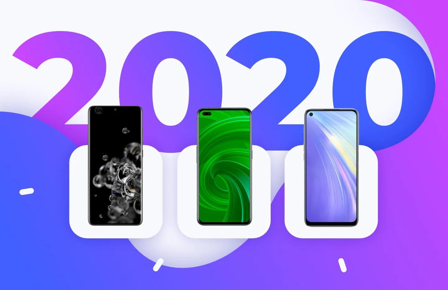 Quels sont les meilleurs smartphones à acheter en 2020 – Comparatif