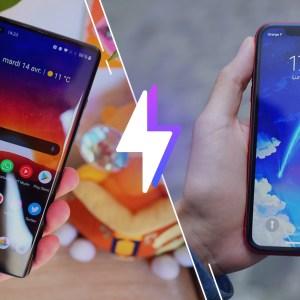 OnePlus 8 vs iPhone 11: lequel est le meilleur smartphone?