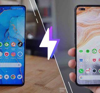 Oppo Find X2 Neo vs Realme X50 Pro : lequel est le meilleur smartphone?
