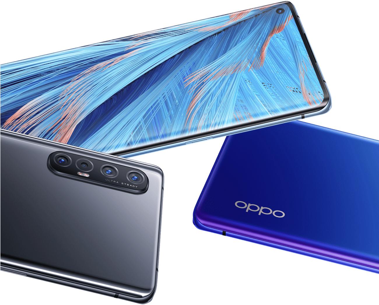 Oppo Find X2 Neo et Lite en France: des smartphones alléchants à prix contenu