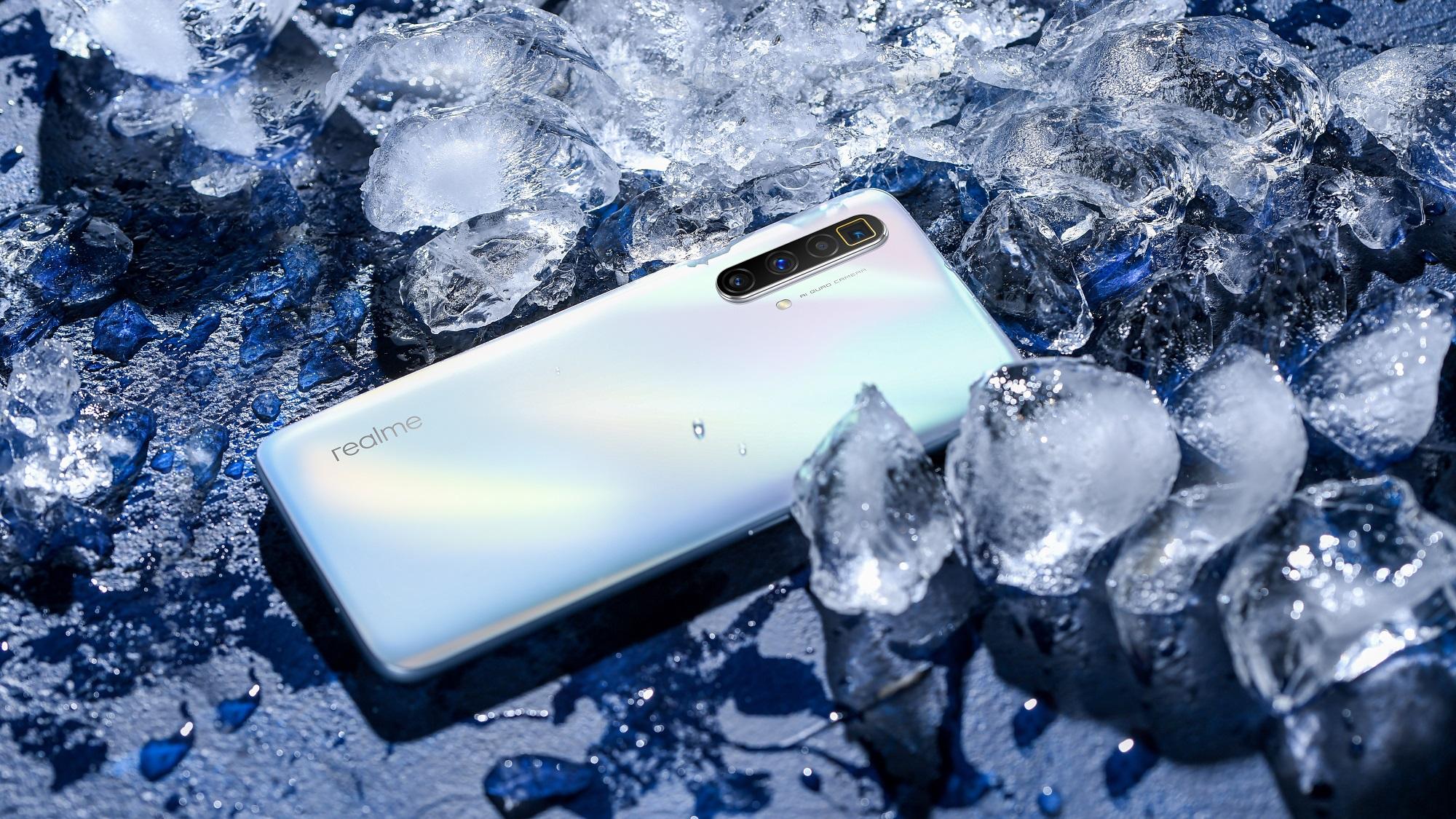 Le Realme 8 Pro va profiter d'un capteur photo de 108 MP