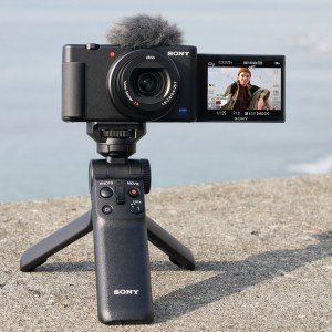 Sony ZV-1 : un appareil photo compact RX100 transformé pour la vidéo