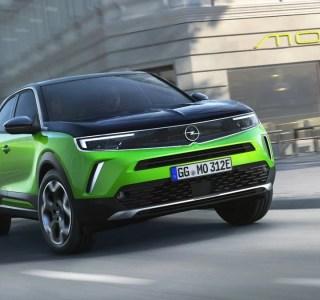 Opel Mokka-e : 322 km d'autonomie pour ce SUV urbain électrique au style peaufiné