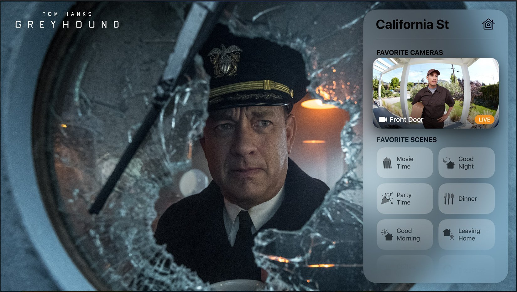 Avec tvOS 14, Apple met la TV encore plus au coeur de la maison