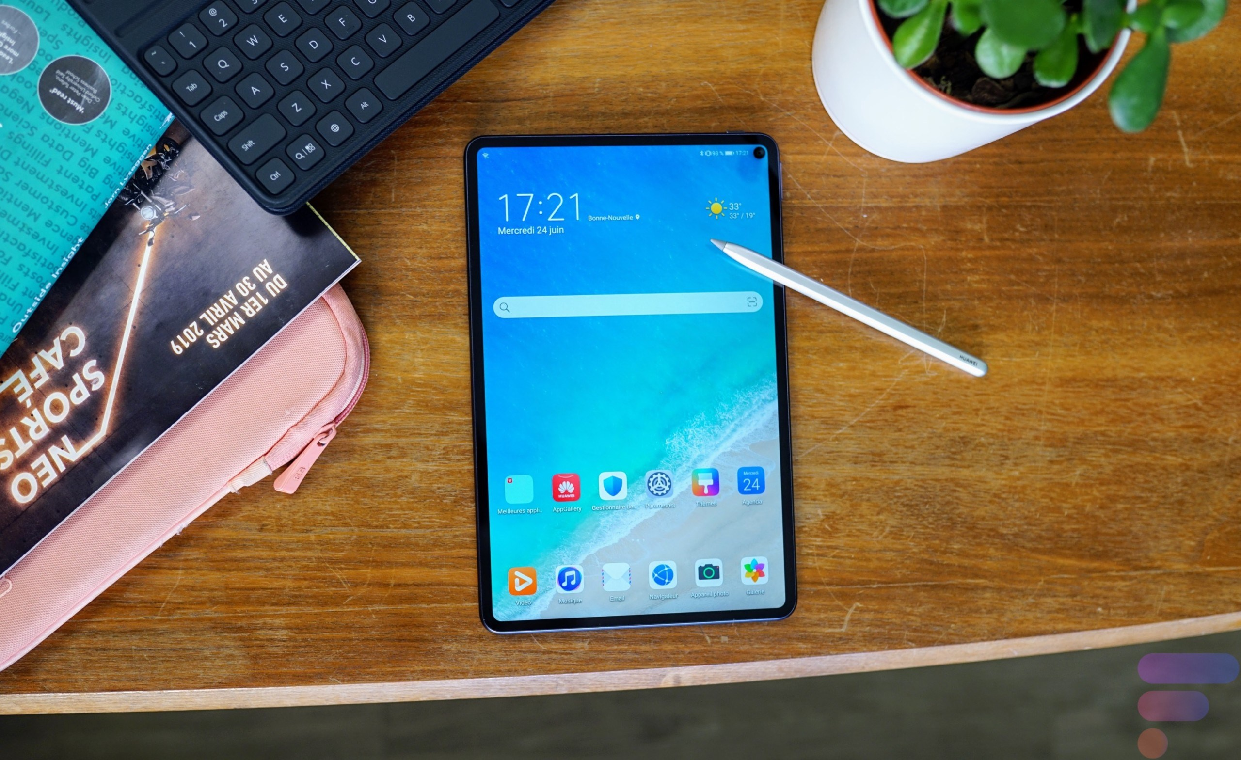 Huawei : le MatePad Pro 2 se précise sur le haut de gamme, mais avec HarmonyOS