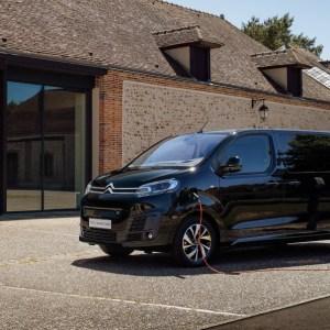Citroën Ë-SpaceTourer : un van électrique de 9 places pour les familles et les professionnels