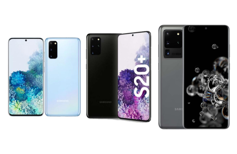 Fnac lance une vague de promotions sur les Samsung Galaxy S20, même le Ultra