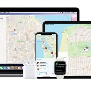 L'application Localiser (Find My) s'ouvre aux appareils non-Apple