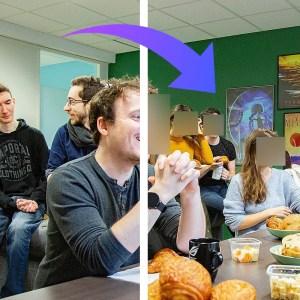 Comment flouter facilement les visages sur une photo de foule sur ordinateur et smartphone