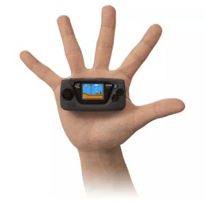 Sega annonce la Game Gear (vraiment) Micro