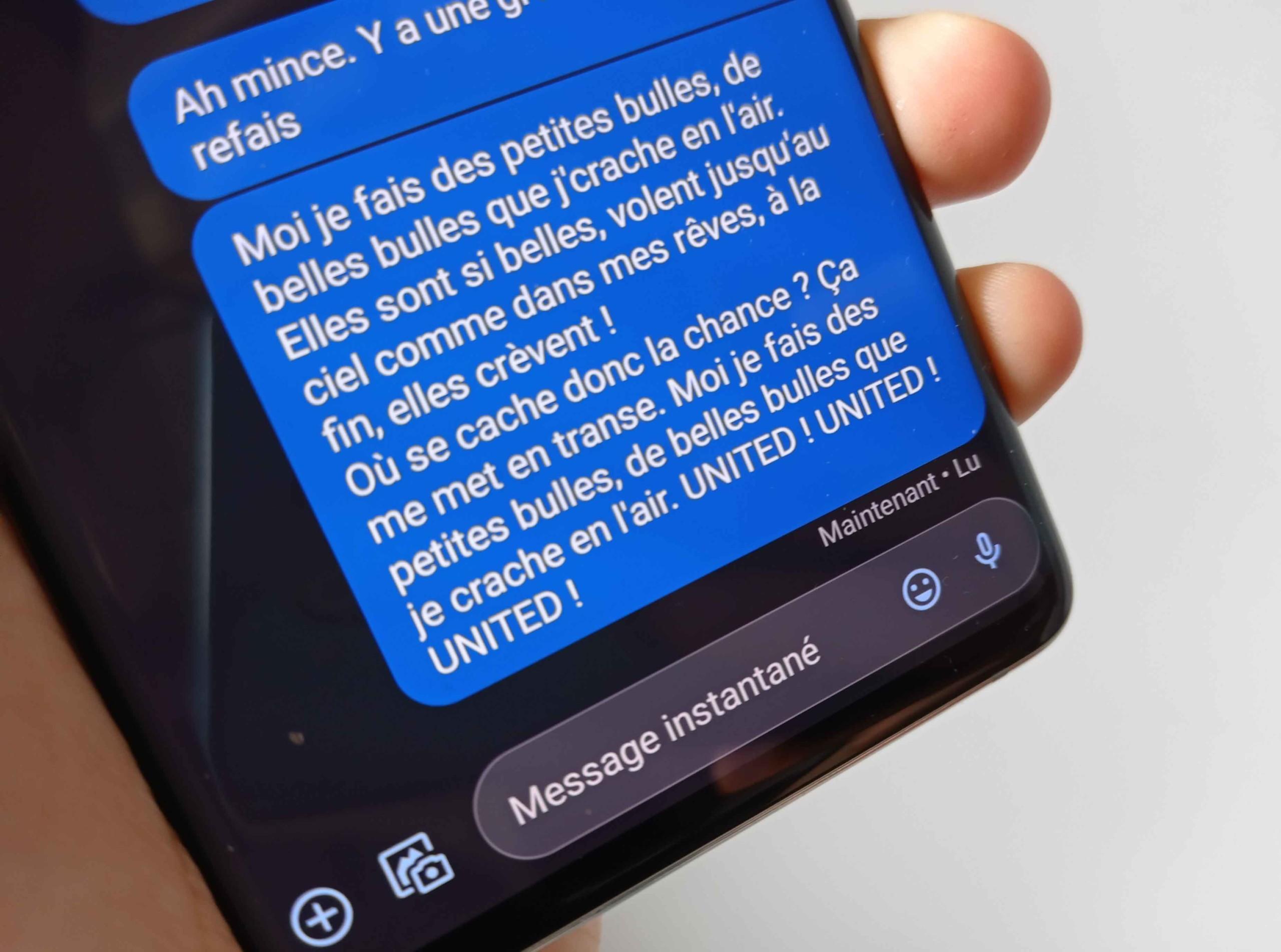 Google Messages : les notifications en bulles arrivent très bientôt… sur Android 11