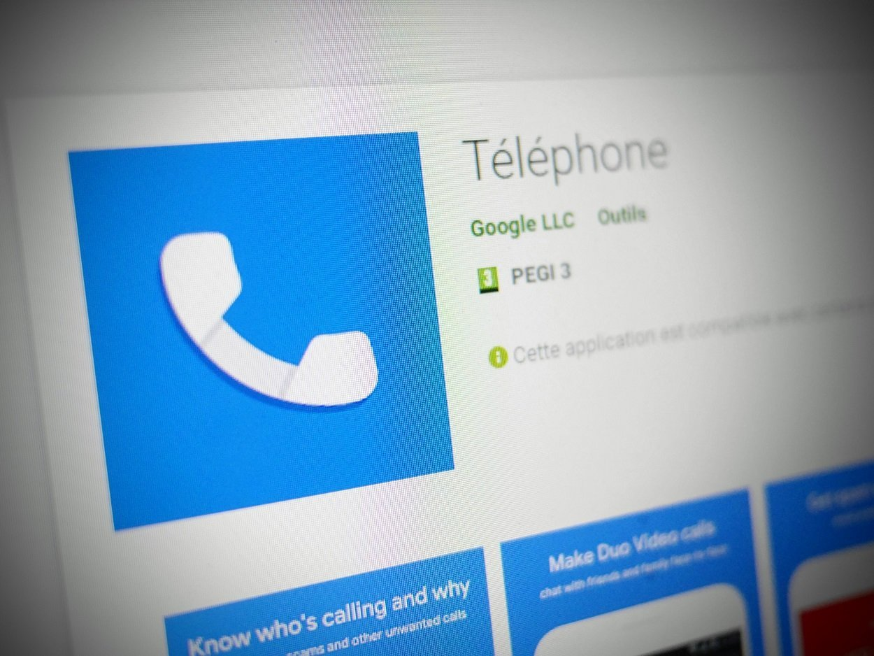 Google Téléphone peut désormais annoncer le nom de l'appelant chez certains utilisateurs