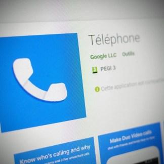 L'appli Téléphone de Google va donner la vraie raison d'un appel