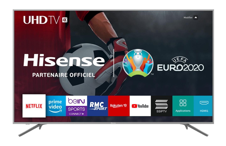 Le bon rapport taille/prix : ce TV 4K HDR en 75″ revient à moins de 750 €