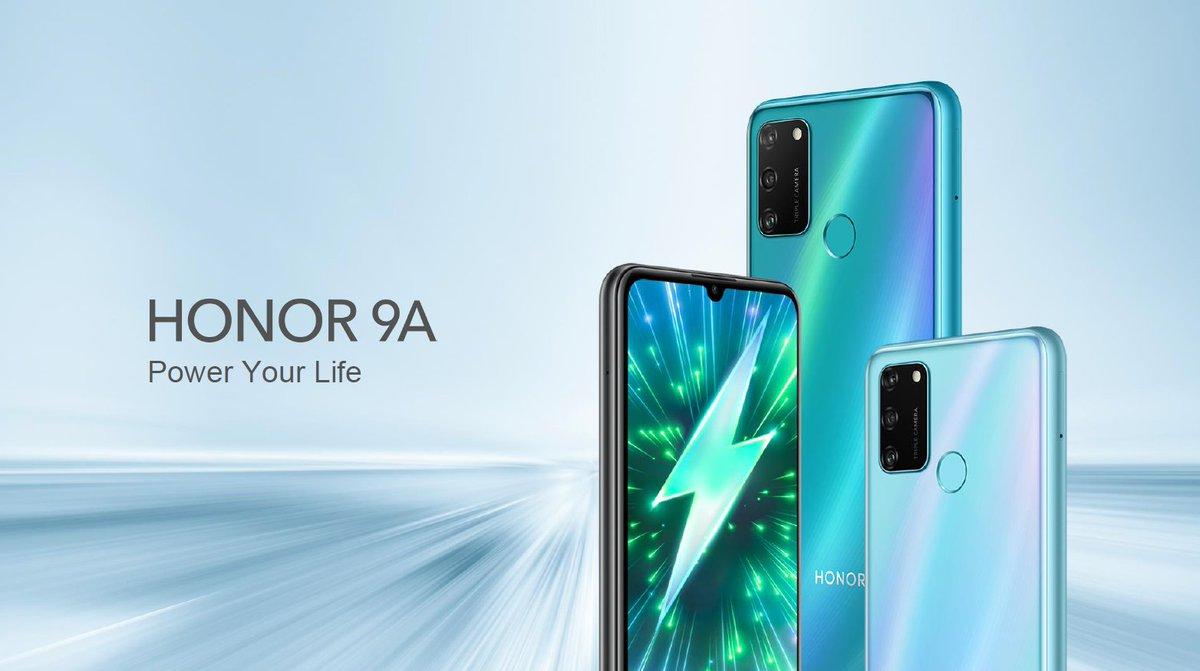 Honor 9A lancé en France : prix tout petit pour ce smartphone sans services Google