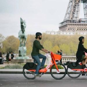 JUMP : les vélos électriques d'Uber quittent Paris… mais pourraient revenir bientôt