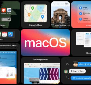 macOS Big Sur vous permettra de rendre le thème sombre… encore plus sombre